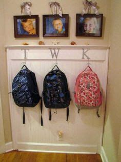 ideas for hanging backpacks 1000 images about tree ideas on mud