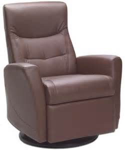 fjords oslo ergonomic swing recliner chair