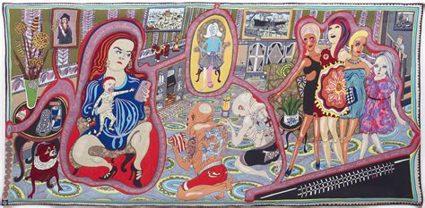 grayson perry the vanity of small differences events at