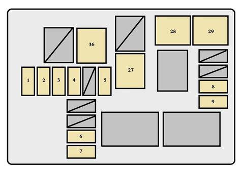 1997 toyota rav4 fuse box wiring diagram manual