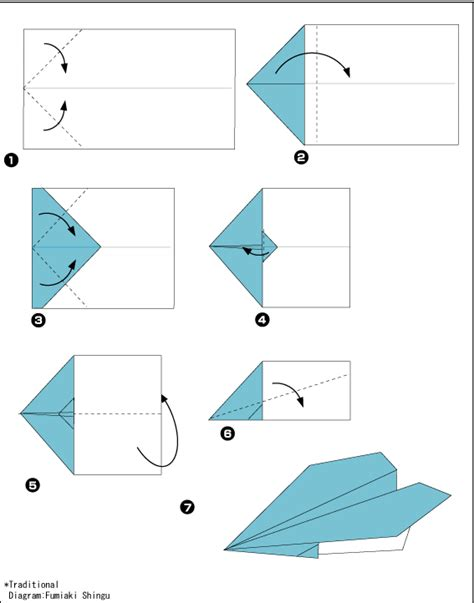 Origami Aircraft - origami airplanes from paper free origami