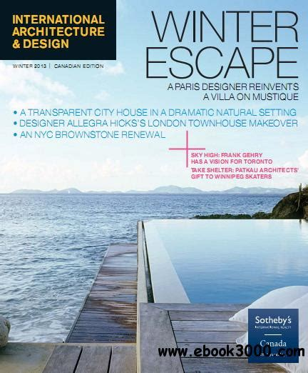 free architecture magazine international architecture design magazine winter 2013