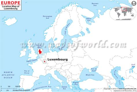 where is luxembourg on the map where is luxembourg location of luxembourg