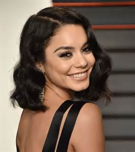 vanessa hudgens got a major hair makeover just in time for