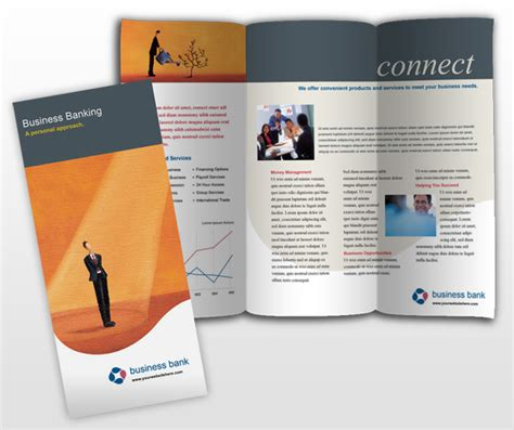 doc brochure template doc 625524 business brochure template bizdoska
