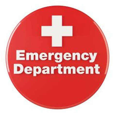 emergency room icon how to use your health services nidirect
