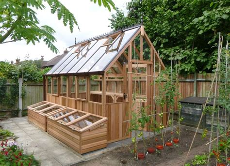 small backyard greenhouse 40 best cedar greenhouses images on pinterest
