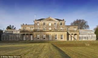 old mansions for sale cheap cut price downton historic mansion cilwendeg house on sale for same price as a