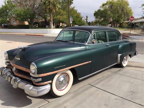 Chrysler For Sale by 1953 Chrysler For Sale