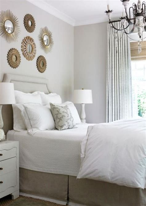 above bed decor our favorite sunburst mirrors interior design blog