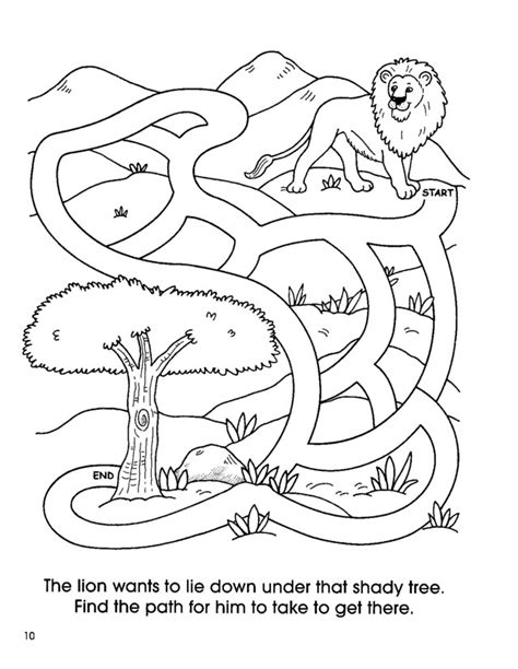 printable cheetah maze 5 best images of printable animal mazes animal mazes