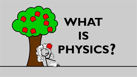 what is what is physics