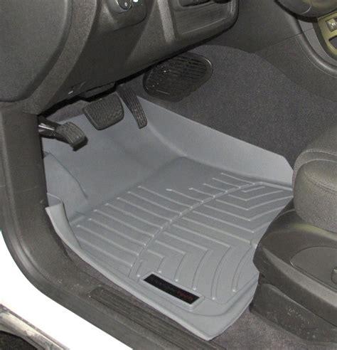 Weathertech Floor Liner Vs Floor Mat by Weathertech Front Auto Floor Mats Gray Weathertech Floor Mats Wt462511