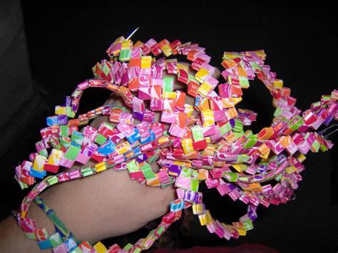 como se hacen cadenas de papel crepe como hacer cadenas de papel apexwallpapers