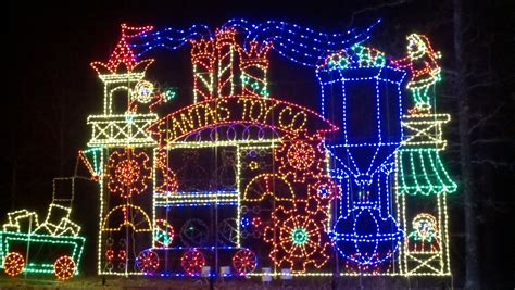 arkansas holiday light displays 2014 only in arkansas