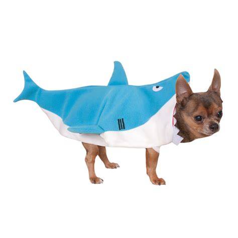 shark puppy shark attack pet costume puppy cat jaws great white fish new ebay