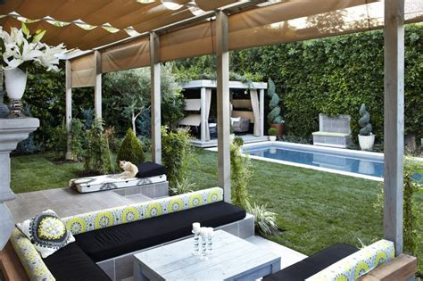 relaxation garden room design idea contempo outdoor living room a place of complete relaxation