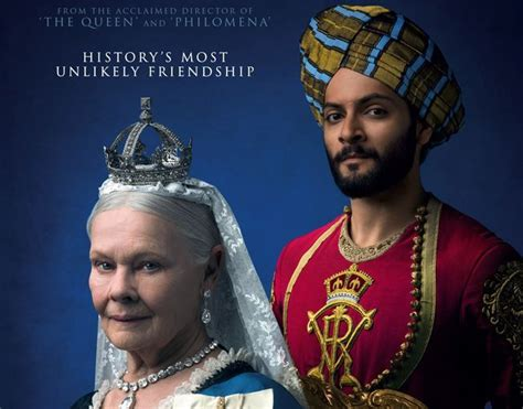 film queen victoria and abdul trailer of victoria abdul starring judi dench and ali fazal