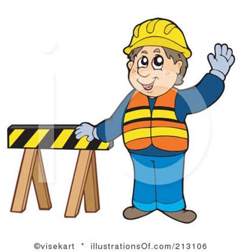 clipart site construction worker site clipart