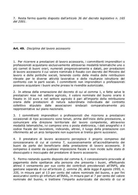 decreto legislativo n 165 del 2001 normattiva decreto legislativo n 81 2015