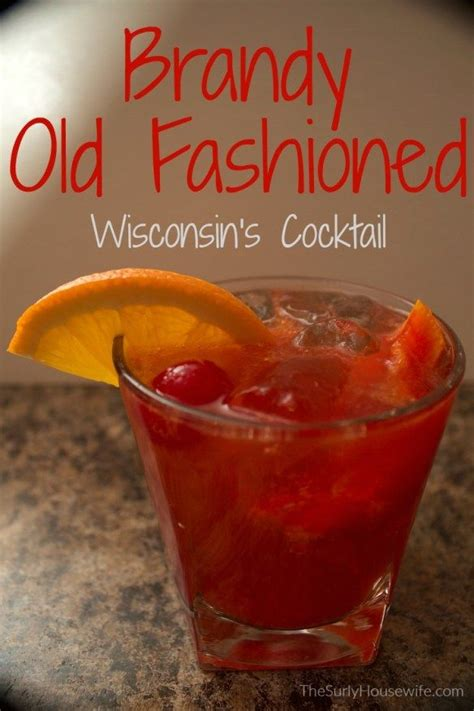 25 best ideas about old fashioned cocktail on pinterest