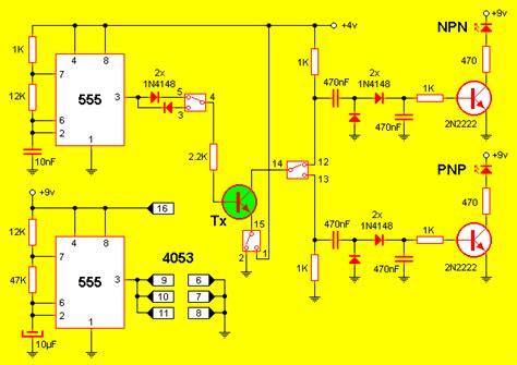 transistor npn ou pnp testador autom 225 tico de transistores renatoscp