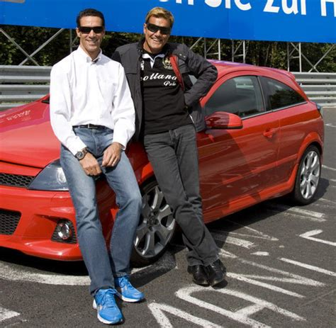 Dieter Bohlen Auto by Rennfahrer Dieter Bohlen Wird Auf Dem N 252 Rburgring