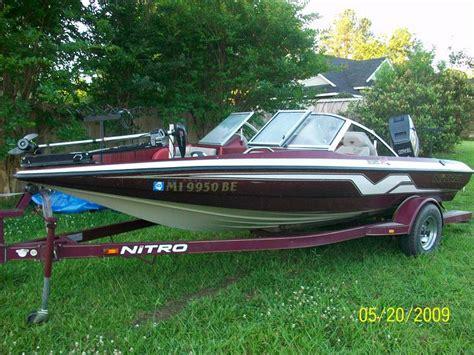 nitro fish and ski boats for sale on kijiji selling my 1999 nitro fish and ski