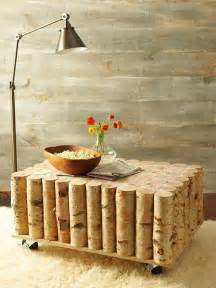 rustic decorations for home 40 diy log ideas take rustic decor to your home amazing