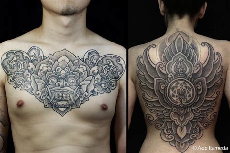 indonesian tattoos the new wave tattoos from paradise lars krutak