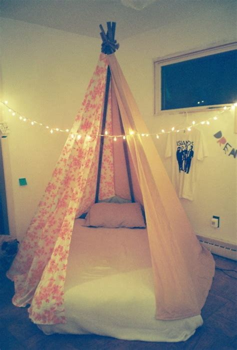teepee bed teepee bed for when the kids come pinterest