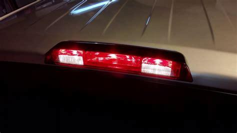2005 2016 Nissan Frontier Testing High Mount 3rd Brake