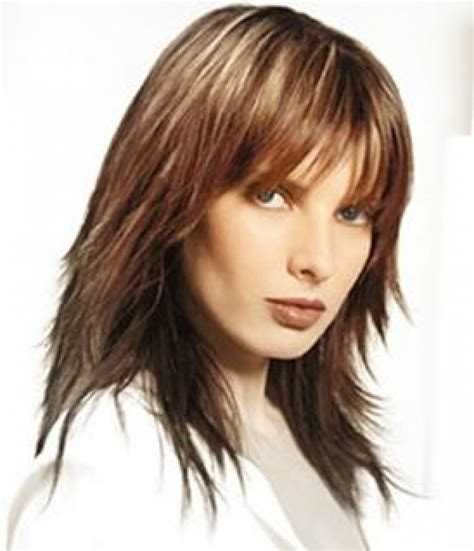 easiest to care for layered short hairstyles long shaggy layered hairstyles for 2013 natural hair care