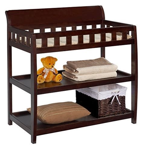 delta bentley changing table black cherry find the best baby changing table for your nursery