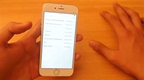 iphone 6 ios 8 new notes app review hd