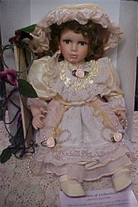 porcelain doll zoe limited edition porcelain zoe doll cathay collection