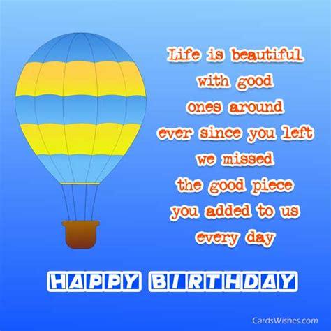 Wish Ex Happy Birthday Birthday Wishes For Ex Boss Cards Wishes