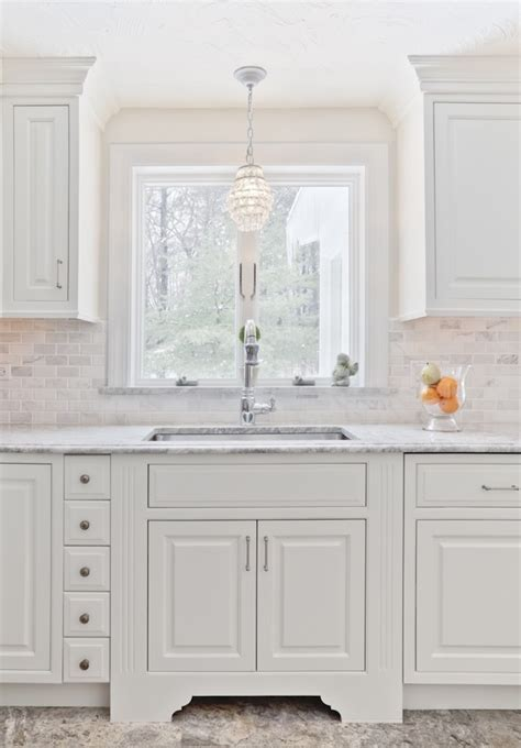 Kitchen Sink Light Kitchen Sink Lighting Kitchen Traditional With Marble Countertop Marble Floor