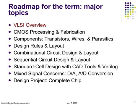design rules for layout in vlsi introduction to vlsi