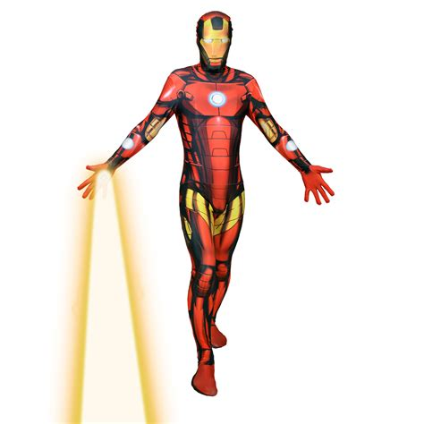official marvel superhero costumes morphsuits