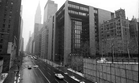 what is the ford foundation inside the proposed changes to the landmarked ford