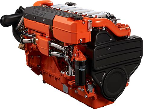 scania engines marine images