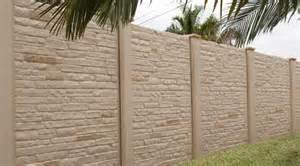 beautiful cloture jardin en beton contemporary matkin
