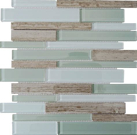 frosted glass tile backsplash glass mosaic tiles for bathroom and kitchen sg124
