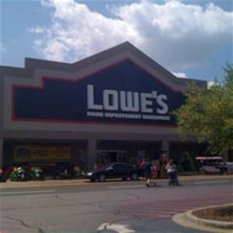 lowe s home improvement warehouse store of wodstck