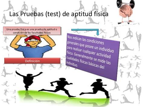 test fisica diego arrieta test de aptitud fisica