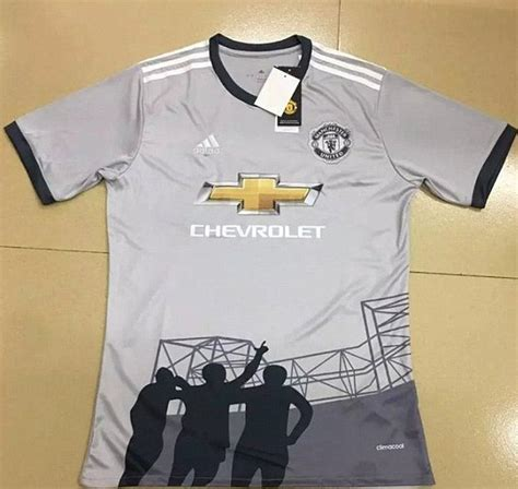 Jersey Baju Bola United Home 2017 18 Sleeve Ls Go manchester united 2017 18 third kit revealed manchester evening news