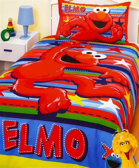 Caring For Your Elmo Bedding Set Kids Bedding Dreams Elmo Bedding Set