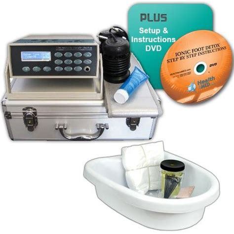 Commercial Foot Detox Machine by 17 Best Ideas About Detox Foot Baths On Foot