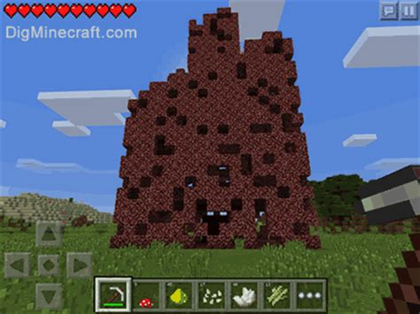 what pattern do you need for the nether reactor how to make a nether reactor in minecraft pe tambah ilmu